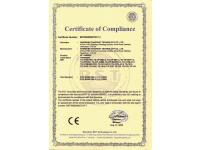 Certificate of Compliance-1